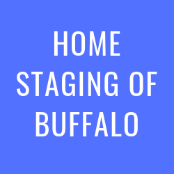 Home Staging of Buffalo logo